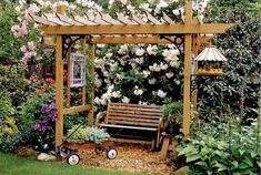 Pergola Plans – Best Pergola Designs - Popular Mechanics
