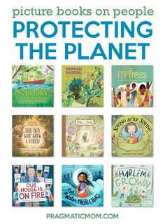 10 Picture, Picture Books, Book Festival, Nature Activities, About Climate Change, Teaching Jobs, New Teachers, Activists, Classic Books
