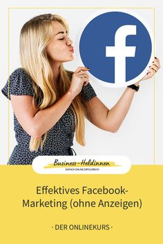 Du kannst in deinem Profil, auf deiner Facebook-Seite und natürlich auch in Gruppen direkte Links zu deinen Angeboten bzw. Blogbeiträgen teilen. Wenn Facebook-Nutzer*innen darauf klicken, werden sie direkt zu deiner Webseite weitergeleitet. Außerdem fließen Links aus Facebook-Posts auch direkt in dein Google-Ranking mit ein. Viele Links in den sozialen Medien steigern also auch dein Ranking. Facebook Fan Page, Facebook Users, Facebook Marketing, Business Marketing, Online Marketing, Social Media Marketing, Inspirations Boards, Pinterest Profile, Business Coach