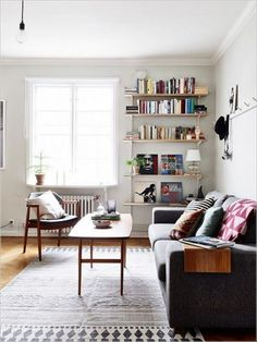 Fantastic Small Living Room Interior Idea 48