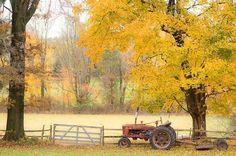 tractor spot