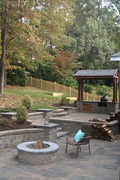 Napa Wall in Fieldstone Free Standing Wall, Outdoor Living, Outdoor Decor, Sit Back, Stepping Stones, Living Spaces, Environment, Patio, Home Decor