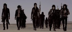 Andy Biersack {The Prophet} Ashley Purdy {The Deviant} Jinxx {The Mystic} Jake Pitts {The Mourner} CC {The Destroyer}