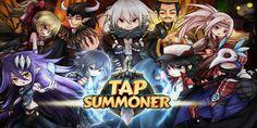 Tap Summoner Triche Astuce Diamants et Or Illimite - http://jeuxtricheastuce.com/tap-summoner-triche/