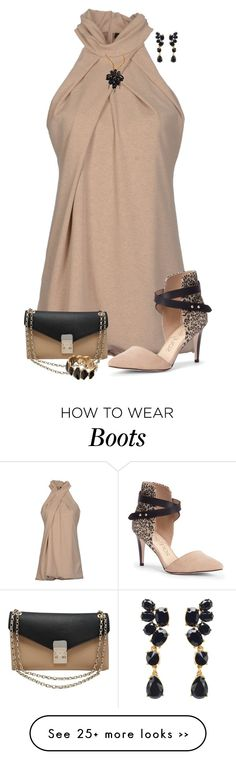 """Emmanuelle"" by dkelley-0711 on Polyvore"