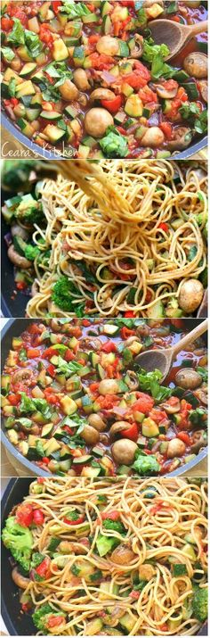 Veganism - Pasta on Pinterest | Vegans, Pasta and Vegan Pasta