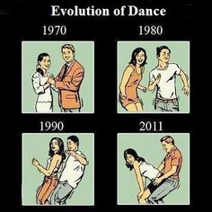 * Evolution of Dance *
