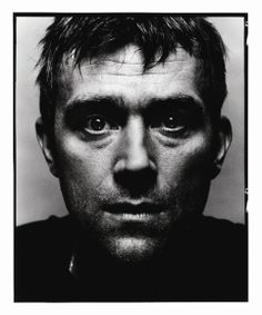 Eyes. Very much window of the soul here and all that jingo. Should be in my artists section but not this time.   Damon Albarn by David Bailey, 2007