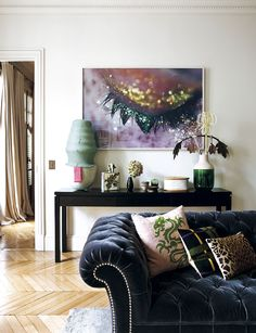 018 Apartment In Paris Sandra Benhamou Living Room Decorliving