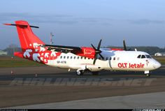 OLT Jetair SP-KTR ATR ATR-42-300 aircraft picture