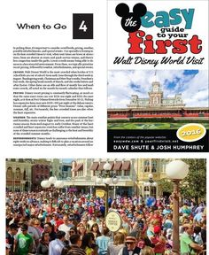 Disney World Tips   Planning your Disney World vacation and wondering when the best time to go is? The easy Guide to your first Walt Disney World Visit   Chapter Four answers all your questions!   Crowds, weather, refurbishments, prices and more!   #DisneyWorld #WDW #DisneyWorldTips