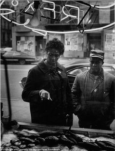 Gordon Parks Photos of Poverty | Life and death in Harlem: Tragic photos that depict a family saved ...