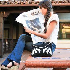 Fair Trade Nepali Clutch Purse #fashiontakesaction