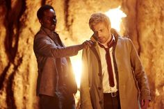 CONSTANTINE Review New NBC 2014 TV Series starring Matt Ryan as John Constantine