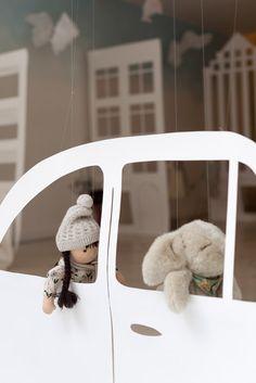 Bonpoint Window Display Winter 2012