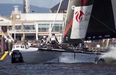 Reino Unido. Extreme Sailing Series - Acto 5 Cardiff.
