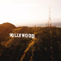 The Hollywood Sign Looks So Perfect As Always
