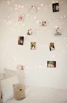 Very tumblr wall decor idea.