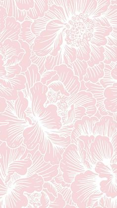Image for CandyShell Inked by Speck Wallpaper - FreshFloral Pink/River Blue: - phone backgrounds Trendy Wallpaper, Wallpaper S, Pattern Wallpaper, Cute Wallpapers, Wallpaper Backgrounds, Iphone Wallpapers, Iphone Backgrounds, Floral Wallpapers, Waverly Wallpaper