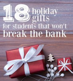 18 Holiday Gifts for Students That Won't Break the Bank - WeAreTeachers