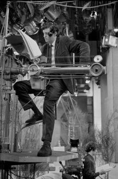 BBC Londres, 1967 by Henri Cartier-Bresson