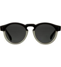 KOMONO_Clement-Blk-Green_Sunglasses