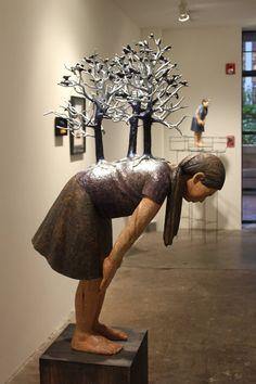 """Sachiko Akiyama, """"Winter's Night"""""""