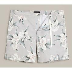 Designer Clothes, Shoes & Bags for Women Men's Swimwear, All Saints, Swim Shorts, Men's Clothing, Men's Fashion, Swimming, Grey, Polyvore, Shopping