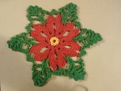 Szépecskék: Horgolósuli 42-es lecke: Karácsonyi dekoráció (Cri...