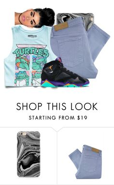 """""""Teenage mutant ninja turtles """" by daddyteex3 ❤ liked on Polyvore featuring Samsung, Victoria Beckham, Forever 21, Retrò, women's clothing, women, female, woman, misses and juniors"""