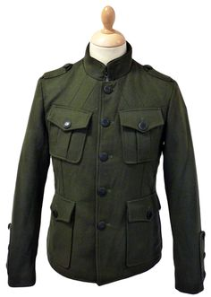 military jacket - Google Search