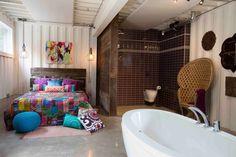 Fesselnd 30 Erstaunliche Industrielle Kinder Schlafzimmer Design Ideen
