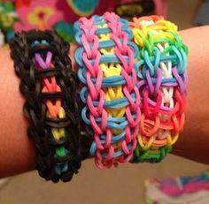 pulseiras com elasticos