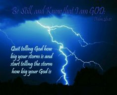 Image result for bible comfort for during storms
