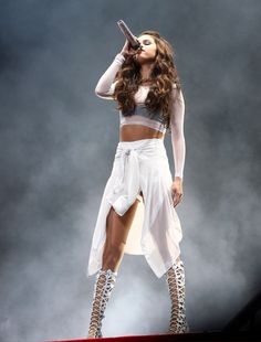 #Selena Gomez. 10/20/13 - Selena Gomez on her 'Stars Dance Tour' in Newark, New Jersey.