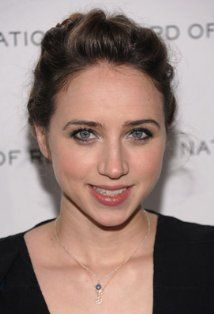 Zoe Kazan--amazing acting!  See The Valley of Elah just for her 10 minute performance.