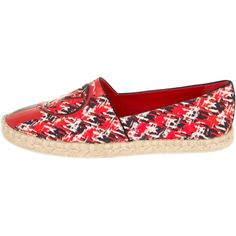 Louis Vuitton Espadrilles ($345) ❤ liked on Polyvore featuring shoes and sandals