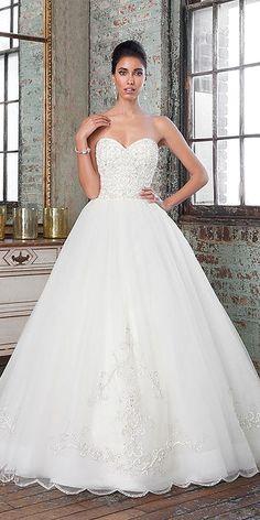 Justin Alexander Wedding Dresses 11 - Deer Pearl Flowers / http://www.deerpearlflowers.com/wedding-dress-inspiration/justin-alexander-wedding-dresses-11/