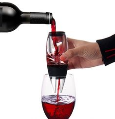 YIER Red Wine Aerator Decanter For Birthday Christmas Couples Friendship Wine Gift *** Read more reviews of the product by visiting the link on the image. (This is an affiliate link) #DiningEntertaining