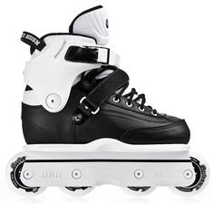 USD Carbon Free #Powerblading Black and White Complete - $334.00