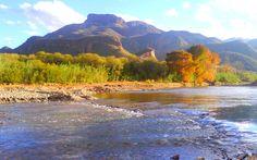 Nazas River Coahuila Mexico runs from the Rio Grande What A Country, Travel Information, Rio Grande, Cancun, River, Mountains, City, Outdoor, World