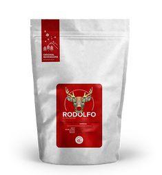 Vánoční káva Rodolfo 200g