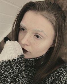 FROSTY LOOK  #hatsumikira #pastelgoth #pastel #kawaii #frosty #makeup