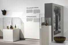 Axel Salto – Master of Stoneware - Studio Claus Due / Graphic Design Studio / Copenhagen, Denmark
