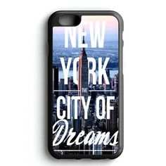 New York City Of Dreams iPhone 7 Case