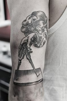 Tattoo by MXM | Flickr - Photo Sharing!