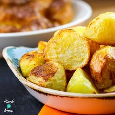 Sundays are the best day of the week, and in this house, the classic roast dinner usually makes an appearance, with a generous helping of Syn Free Roast Potatoes! For the full list of ingredients and comprehensive instructions, please see the recipe card at the end of this post. Before you scroll, there's important stuff…