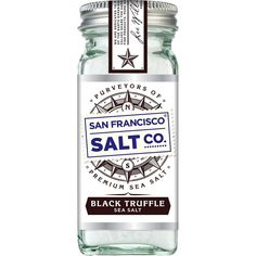 4oz Glass Shaker - Black Truffle Salt #CoolStuff #BestPrice: $14.99 Grab NOW! @bestbuy9432