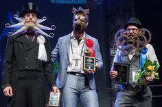Hobuse vabastyle täieliku auhinna võitjad 2017. aasta maailma habe ja mustade meistrivõistlustel