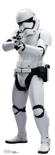 Star Wars VII Stormtrooper Standup - 6' Tall